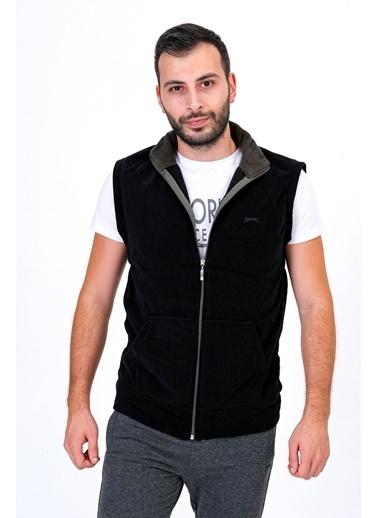 Slazenger Yelek Siyah